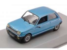 Renault Alpine - 1976 blue - 1:43 - Whitebox - 240 - WB240 | The Diecast Company