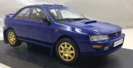 Subaru  - 1996 blue - 1:18 - SunStar - 5512 - sun5512 | The Diecast Company