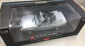 Ford  - 1984 silver - 1:18 - SunStar - 4993 - sun4993 | The Diecast Company
