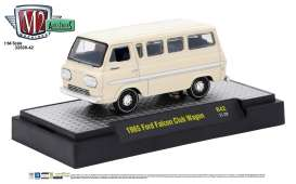 Ford  - 1965 white - 1:64 - M2 Machines - 32500-42C - M2-32500-42C | The Diecast Company
