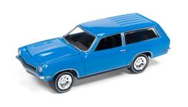 Chevrolet  - 1972 blue - 1:64 - Johnny Lightning - CG002A6 - JLCG002A6 | The Diecast Company