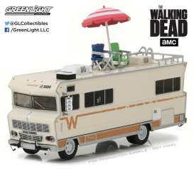 Winnebago  - Chieftain *The Walking Dead* 1973  - 1:64 - GreenLight - 33100B - gl33100B | The Diecast Company