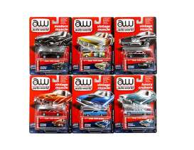 Assortment/ Mix  - various - 1:64 - Auto World - AW64112B | The Diecast Company