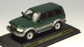 Toyota  - Landcruiser 1992 green - 1:43 - First 43 - F43-060 | The Diecast Company