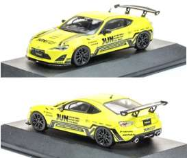 Tarmac - Toyota  - tarmac005jun : 2016 Toyota 86 *JUN Tuning*, yellow