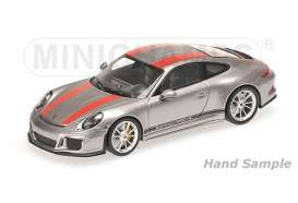 Porsche  - 2016 white/red/black - 1:12 - Minichamps - 125066321 - mc125066321 | The Diecast Company