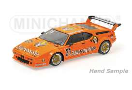 BMW  - 1982 orange - 1:12 - Minichamps - mc125822931 | The Diecast Company