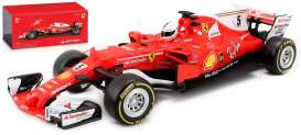 Ferrari  - 2017 red - 1:43 - Bburago - bura36806V | The Diecast Company