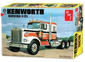 AMT - Kenworth  - amts1021 : 1/25 Kenworth W925 Conventional, plastic modelkit