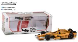 McLaren Honda - 2017 orange - 1:18 - GreenLight - gl11019 | The Diecast Company