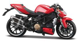 Ducati  - red - 1:18 - Maisto - mai08142r | The Diecast Company