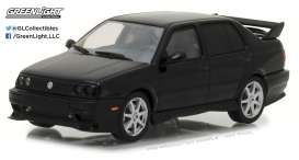 Volkswagen  - 1995 black - 1:43 - GreenLight - gl86314 | The Diecast Company