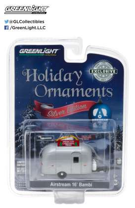 Airstream  - Bambi silver - 1:64 - GreenLight - 29915 - gl29915 | The Diecast Company