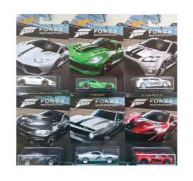 Assortment/ Mix  - various - 1:64 - Hotwheels - mvDWF30 - hwmvDWF30 | The Diecast Company