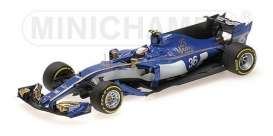Sauber  - F1 Team Ferrari C36 2017  - 1:43 - Minichamps - 417170036 - mc417170036 | The Diecast Company
