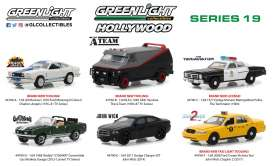 Assortment/ Mix  - various - 1:64 - GreenLight - gl44790 | The Diecast Company