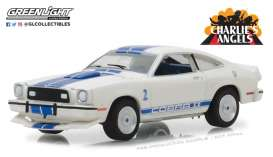 Ford  - 1976 white/blue - 1:64 - GreenLight - 44790A - gl44790A | The Diecast Company