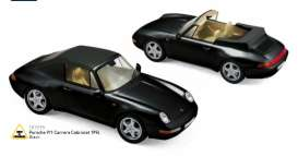 Porsche  - 1994 black - 1:18 - Norev - 187595 - nor187595 | The Diecast Company