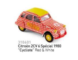 Citroen  - 1980 red/yellow - 1:64 - Norev - 310601 - nor310601 | The Diecast Company