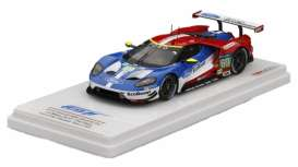 Ford  - 2015 blue/red/white - 1:43 - TrueScale - m430109 - tsm430109 | The Diecast Company