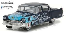 GreenLight - Cadillac  - gl37120A : 1955 Cadillac Fleetwood Series 60 *GreenLight Holiday Ornaments Series 2*