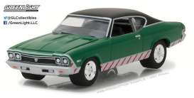GreenLight - Chevrolet  - gl37120B : 1968 Chevrolet Chevelle SS *GreenLight Holiday Ornaments Series 2*