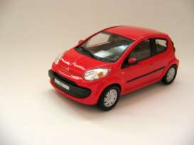 Citroen  - 2005 red - 1:43 - Norev - nor155103r | The Diecast Company