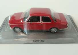 BMW  - 1602 red - 1:43 - Magazine Models - PCBMW1602 - magPCBMW1602 | The Diecast Company