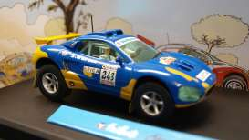 Michel Vaillant  - Cairo blue/yellow - 1:43 - Magazine Models - MVcairo - magMVcairo | The Diecast Company