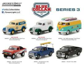 Assortment/ Mix  - various - 1:64 - GreenLight - gl35080 | The Diecast Company