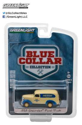 Chevrolet  - 1939 various - 1:64 - GreenLight - 35080A - gl35080A | The Diecast Company