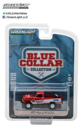 Ford  - 1971 various - 1:64 - GreenLight - 35080D - gl35080D | The Diecast Company