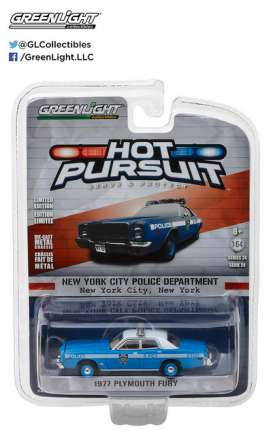 Plymouth  - 1977 various - 1:64 - GreenLight - 42810B - gl42810B | The Diecast Company