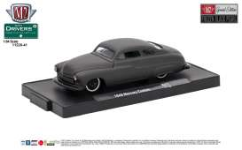 M2 Machines - Mercury  - M2-11228-41A : 1949 Mercury Custom *M2-Drivers Release 41* frozen black pearl