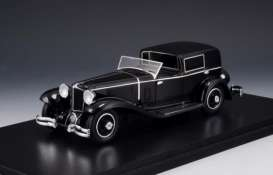 Cord  - 1930 black - 1:43 - Great Lighting Models - GLM43108101 | The Diecast Company
