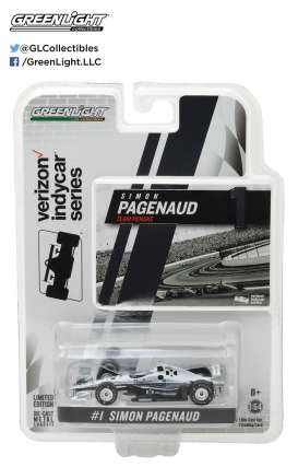 GreenLight - Chevrolet  - gl10796 : 2017 #1 Simon Pagenaud Penske Racing DXC Technology *Indy Car Series*