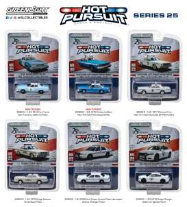 Assortment/ Mix  - various - 1:64 - GreenLight - gl42820 | The Diecast Company