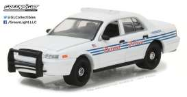 GreenLight - Ford  - gl42820E : 2008 Ford Crown Victoria Police Interceptor Detroit, Michigan Police *Hot Pursuit series 25*