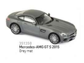 Mercedes Benz  - 2015 grey matt - 1:43 - Norev - 351350 - nor351350 | The Diecast Company