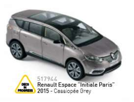 Renault  - 2015 cassiopee grey - 1:43 - Norev - nor517944 | The Diecast Company