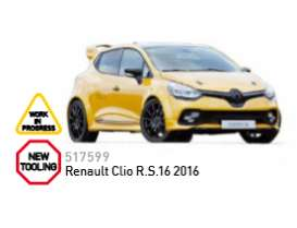 Renault  - 2016  - 1:43 - Norev - 517599 - nor517599 | The Diecast Company