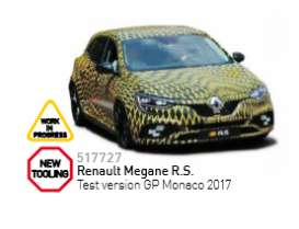 Renault  - 2016  - 1:43 - Norev - nor517727 | The Diecast Company