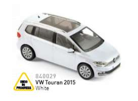 Volkswagen  - 2015 white - 1:43 - Norev - nor840029 | The Diecast Company
