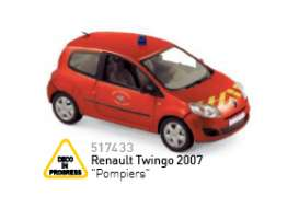 Renault  - 2007  - 1:43 - Norev - 517433 - nor517433 | The Diecast Company