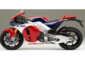 Honda  - 2016 red/white/blue - 1:43 - Spark - m43027 - spam43027 | The Diecast Company