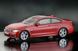BMW  - melbourne red - 1:43 - iScale - iscale430006RO | The Diecast Company