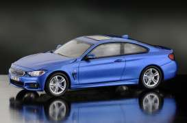 BMW  - estoril blue - 1:43 - iScale - iscale430006BL | The Diecast Company