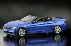 BMW  - estoril blue - 1:43 - iScale - iscale430015BL | The Diecast Company