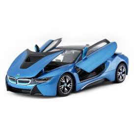 BMW  - 2015 blue - 1:24 - Rastar - rastar56500b | The Diecast Company