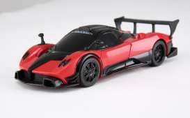 Pagani  - 2015 red - 1:32 - Rastar - rastar61900r | The Diecast Company